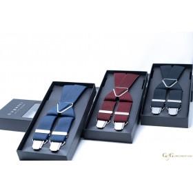 12 cm Bugatti Etui pour Cl/é Pregio Noir